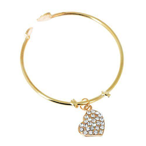 Yantu Love Heart Open Bracelet Bangle Bracelet Chain Link Jewelry YANTU http://www.amazon.com/dp/B00SWF1G8A/ref=cm_sw_r_pi_dp_gmXovb0N05S3M