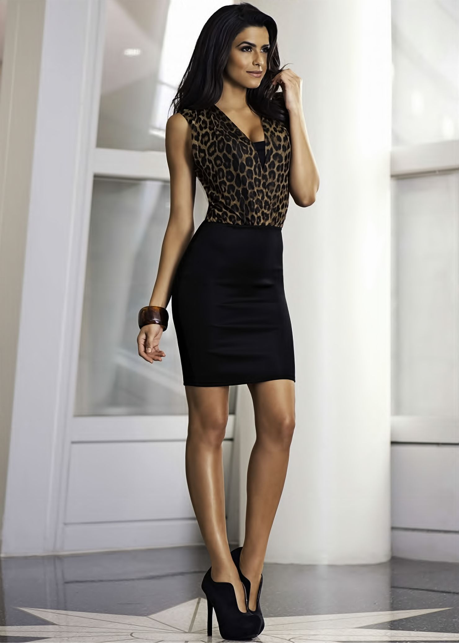 9bd8965f111 CarlaOssa  brunette  dress  sexy  beautiful  gorgeous  hot  best ...