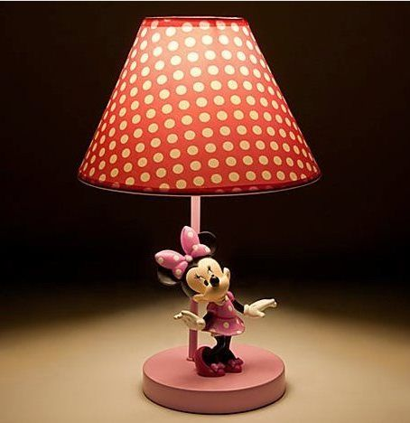 Decorating An Adorable Minnie Mouse Themed Bedroom Baby Minnie