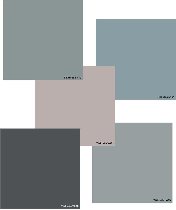 NETTANATALIAS: Colorful ceilings