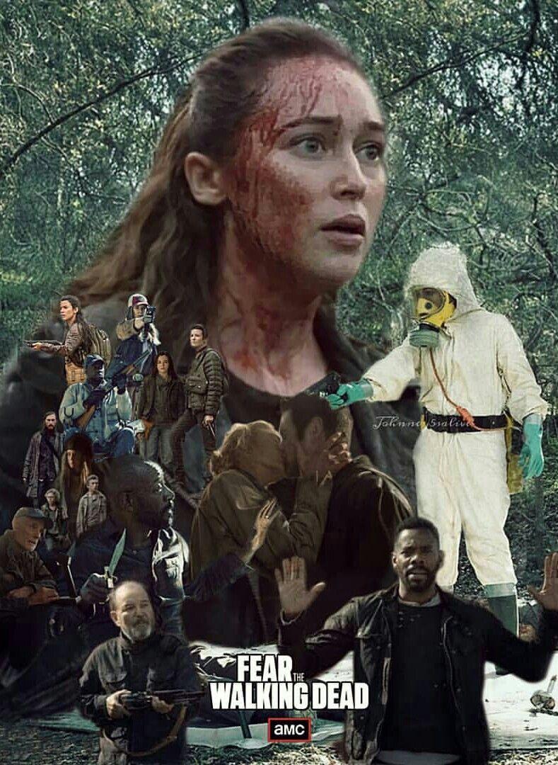 Pin On Fear The Walking Dead