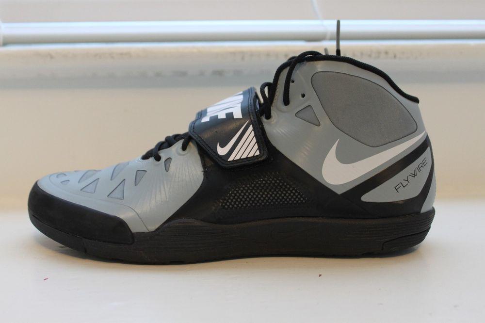 Nike Zoom Javelin Elite Throwing Spikes Mens White
