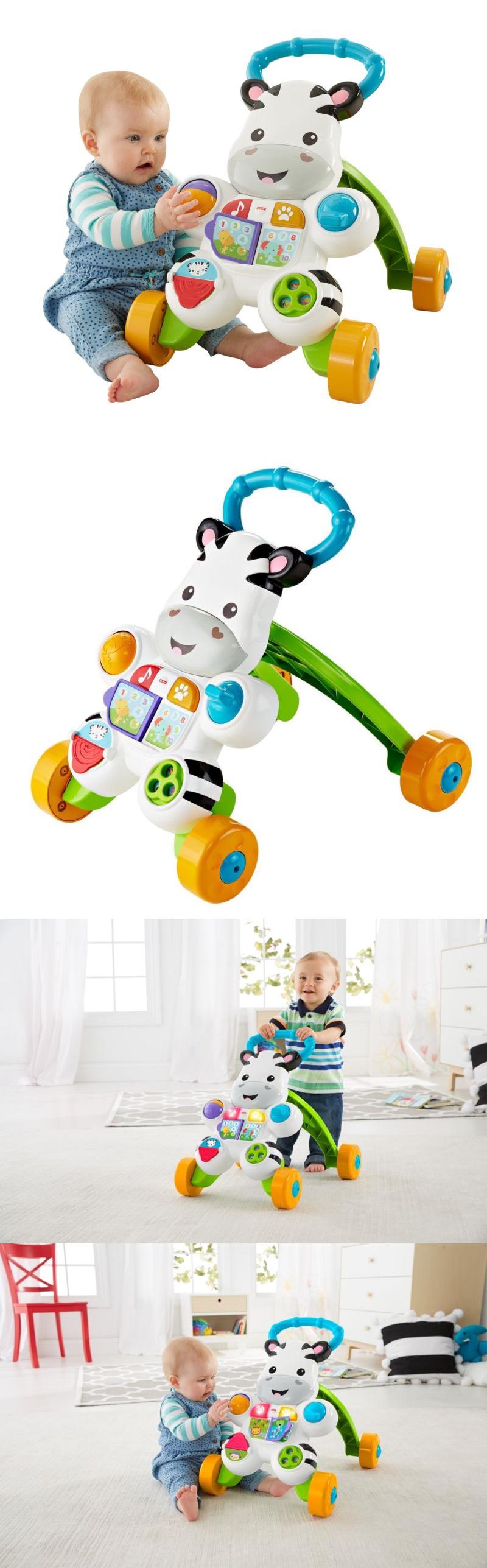 baby and kid stuff Toy Learning Walkertoddler Kids Baby Push Sit