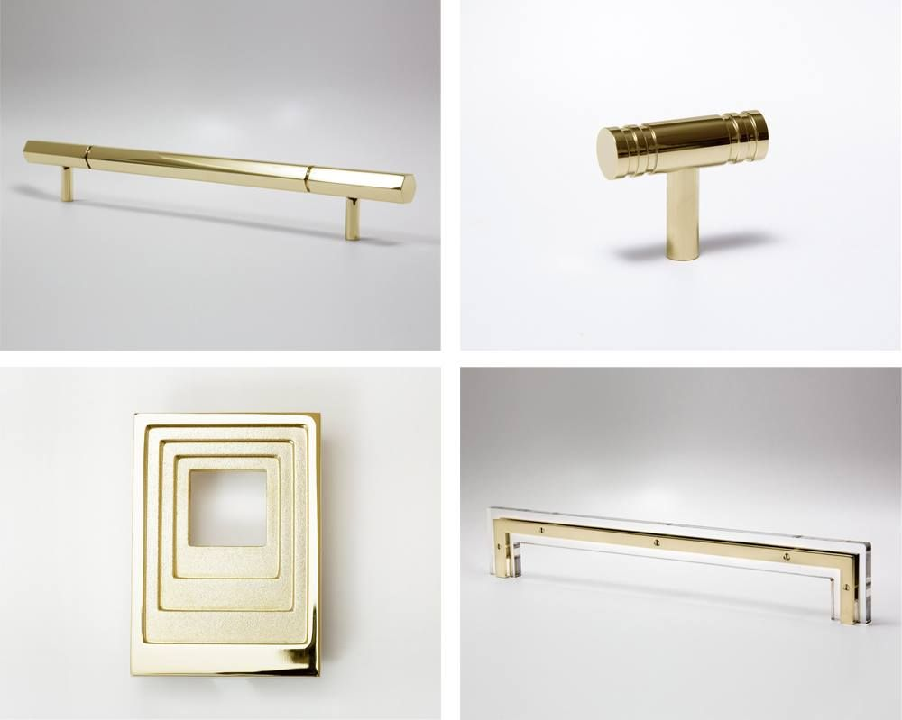 Contemporary luxury hardware inspired by details of the past. From ...