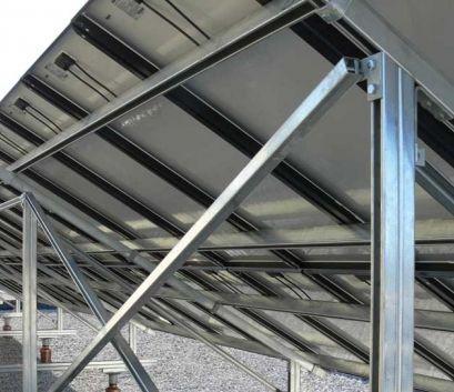 Solarpro Magazine Racking System System Tin Can