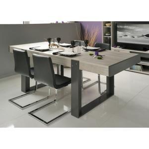loft table à manger de 8 à 10 personnes style industriel décor