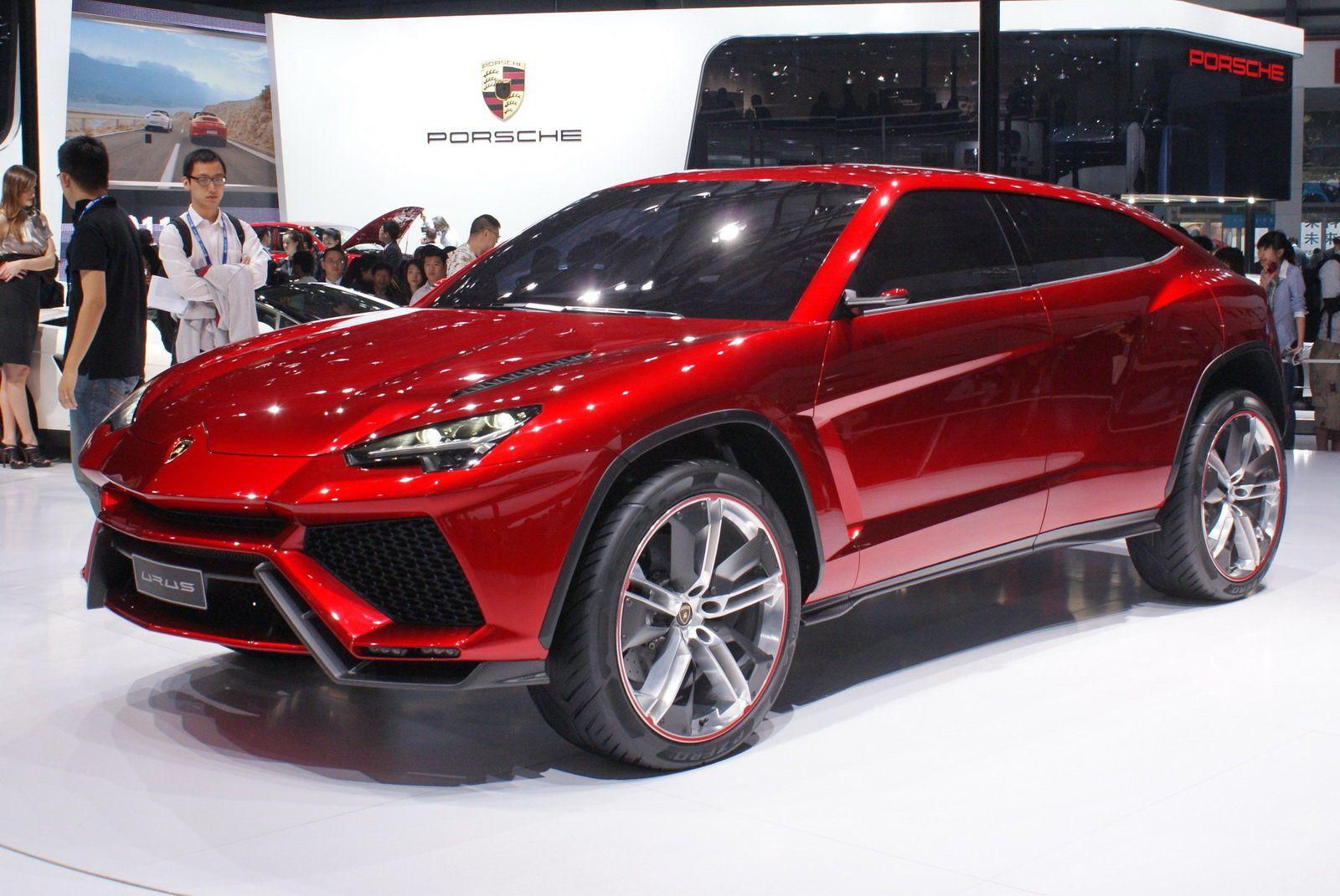 Foto Lamborghini Nel 2015 Creati 150 Posti Di Lavoro Con La Urus