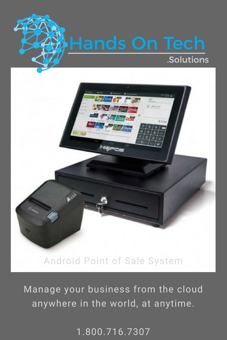 Point Of Sale Hardware And Software Specifically Designed For Your
