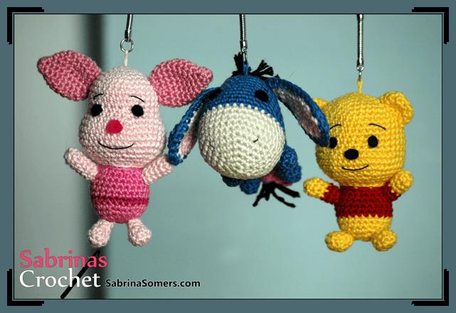 Crochet Pattern Eeyore Eeyore Free Crochet And Amigurumi