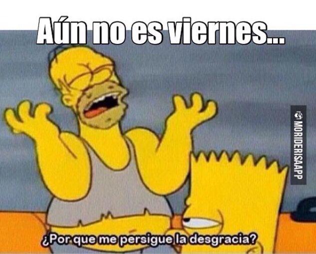 Senor Jueves Memes Simpsons Memes De Los Simpson Memes Alegres