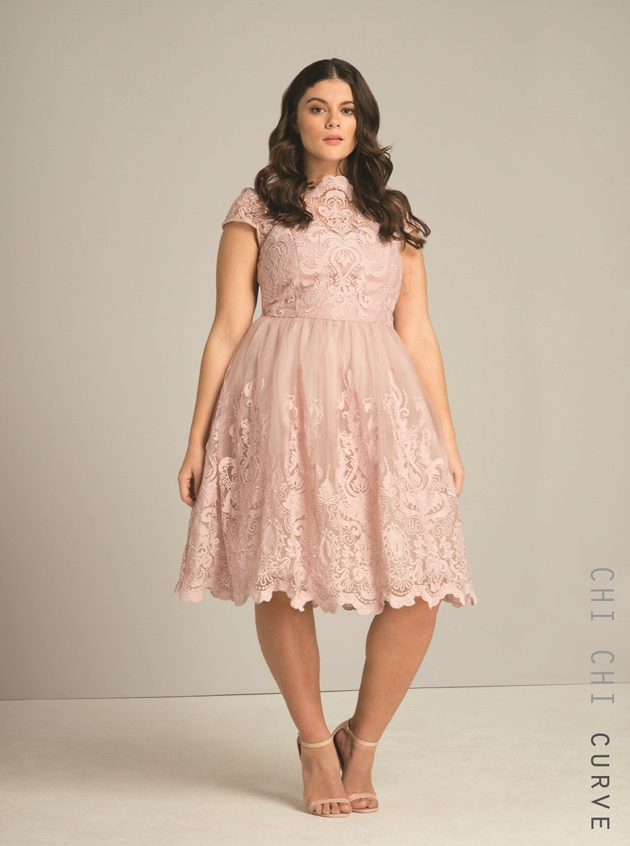 3970e39fdc8 CHI CHI CURVE LIVIAH DRESS