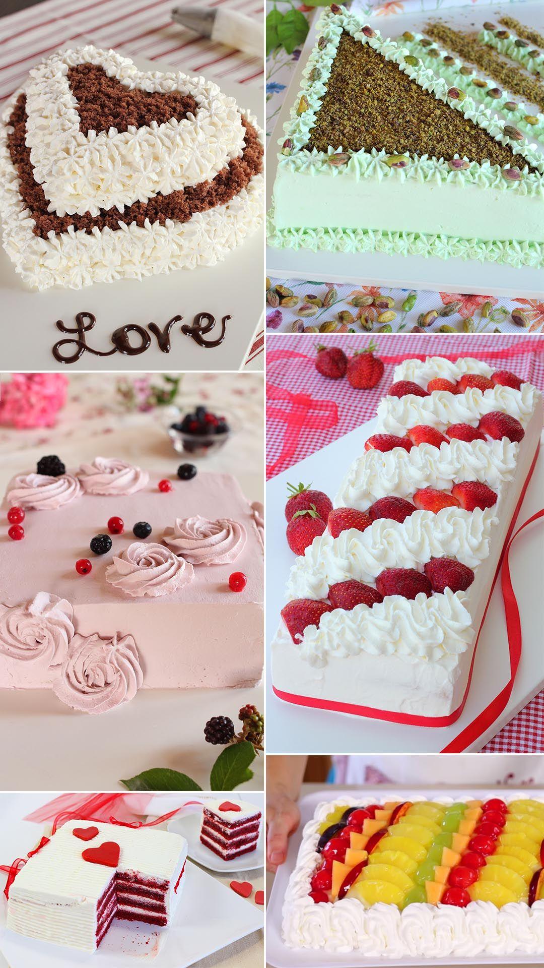 Torta Furba Come Realizzare Forme Diverse Fatto In Casa Da Benedetta Torte Di Compleanno Al Cioccolato Torte Decorazioni Torte Compleanno