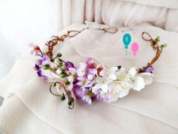 liens chéris : les fleurs | couronnes fleurs, couronnes et fleur