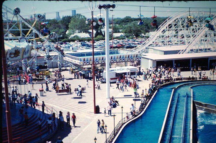 Bells Amusement Park Tulsa State Fair Tulsa OK   Back in