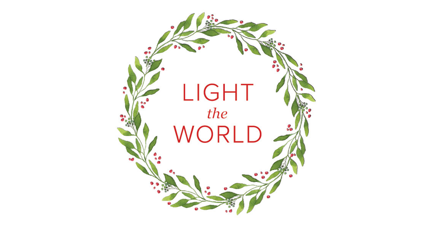 Light the World: December Daily Service Challenge for KIDS ...
