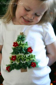 Pompom árbol navideño