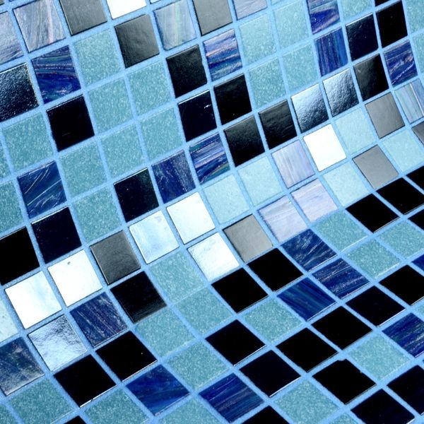 Pates De Verre Ophelia Mosaique Piscine Mosaique Piscine Piscine Carrelage Salle De Bain