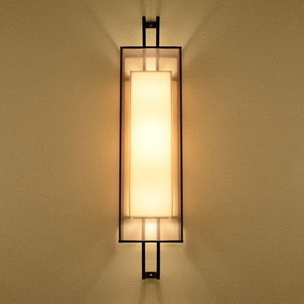 Gorgeous Rectangular Wall Sconce/Light. | LUMINÁRIAS CRIATIVAS ...
