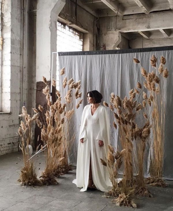 Trendspotting: 30 Wild, Wispy and Overgrown Wedding Flowers ⋆ Ruffled – chrochet
