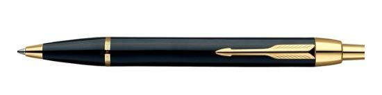 Parker IM Black GT Ballpoint Pen from Goldspot Pens!