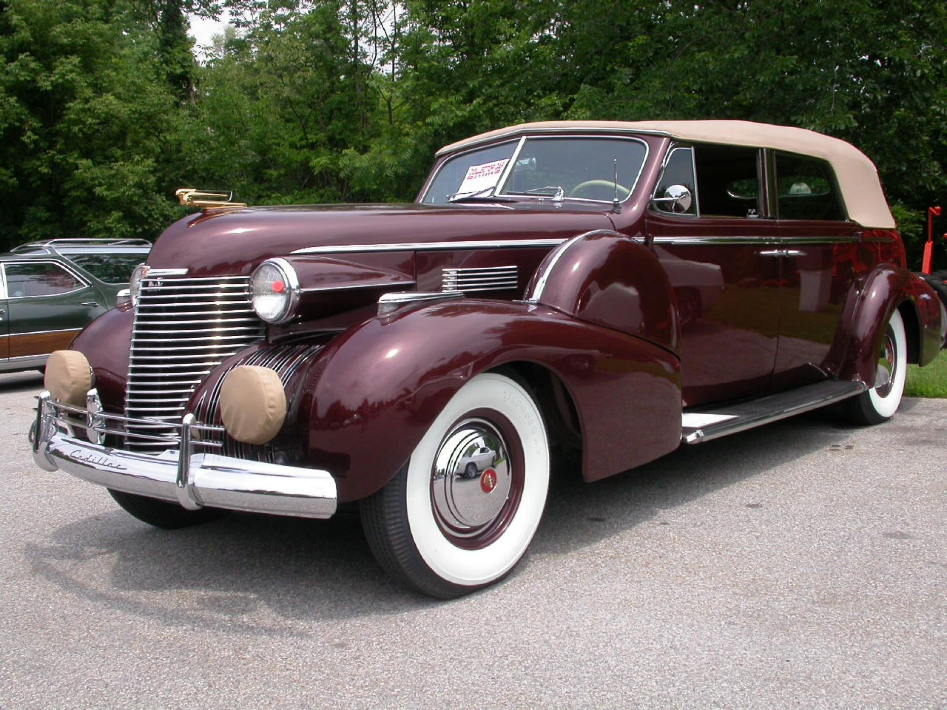 old cadillacs pictures | car american car cadillac american classic ...