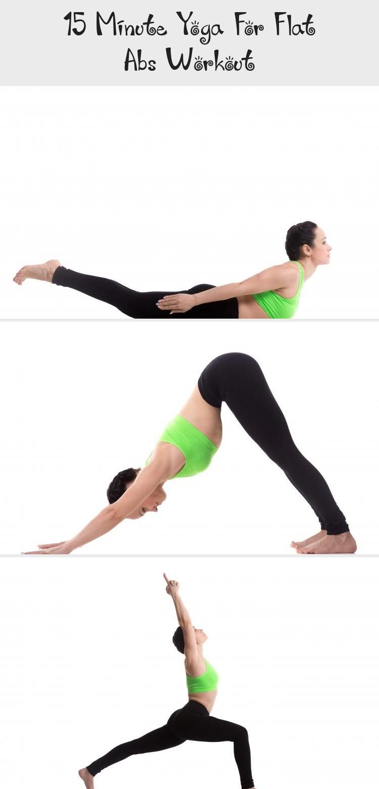 15 Minute beginner yoga workout for a flat stomach   Exercise And Fitness Tips   #exercise #fitness...