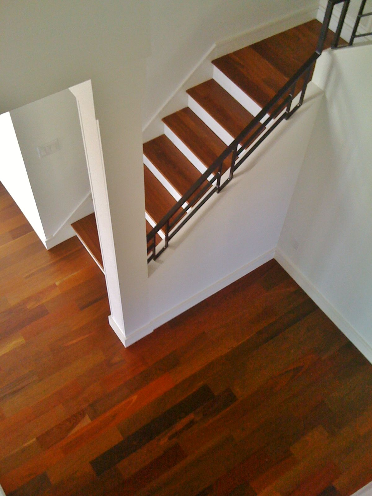 Best Ipe Floors And Treads With 3 Coats Of Water Based Finish 400 x 300