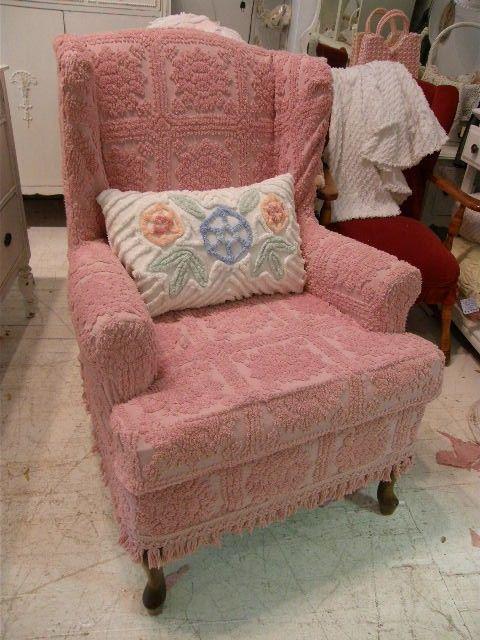 Slipcovered Chairs Shabby Chic