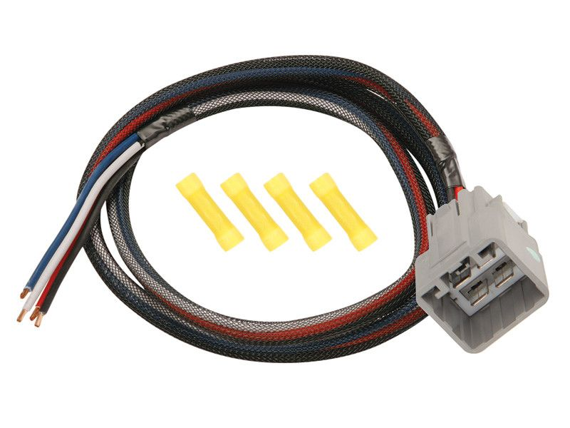 Super Brake Control Wiring Adapter Kit For The Dodge Ram 1500 2500 3500 Wiring 101 Cominwise Assnl