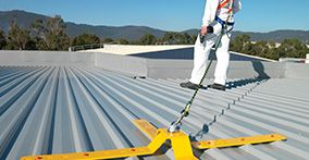 Roof Anchor Points Installation Melbourne Roof Ladders Hatches Anchor Roof Ladder Installation