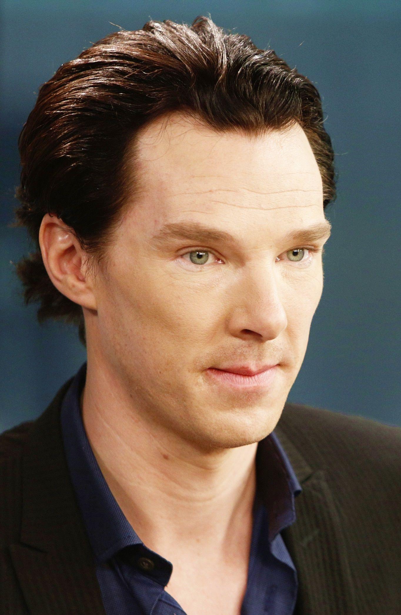 Mr. Cumberbatch <3