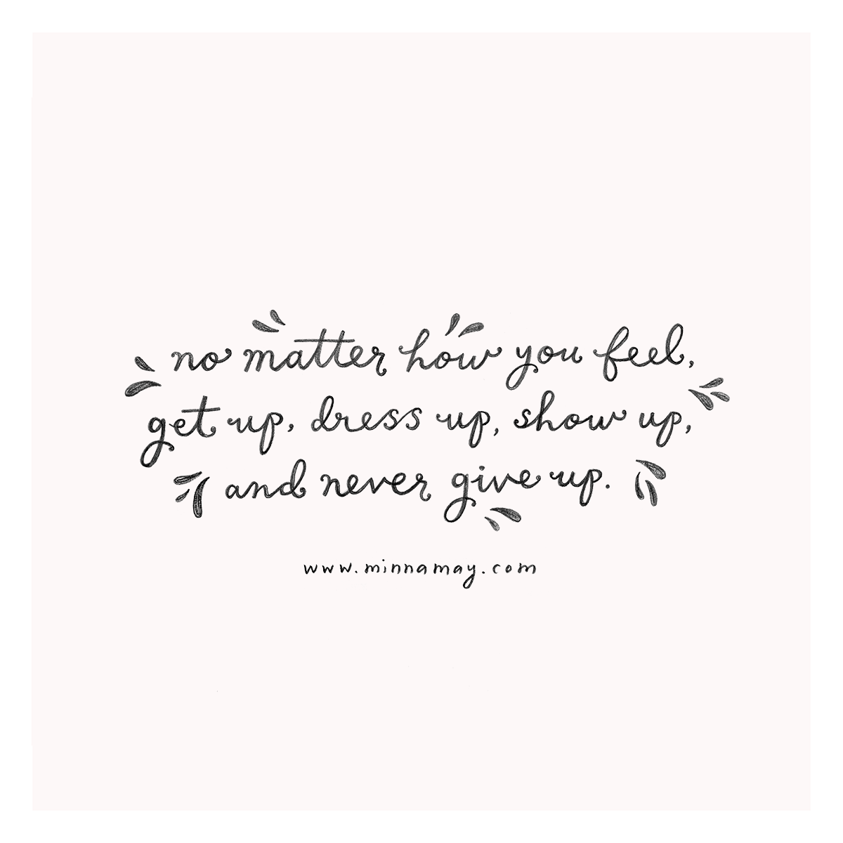 Black dress up quotes - Some Encouraging Words For Today Minna