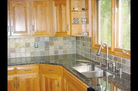 Jamaican Kitchen Designs Google Search Kitchen Style Slate Backsplash Kitchen