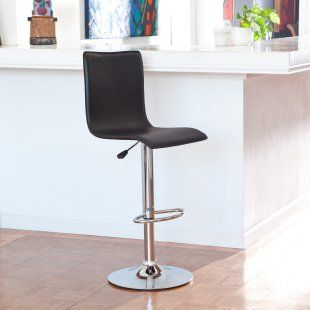 Another bar stool - less hip and simpler, but it may fit better.