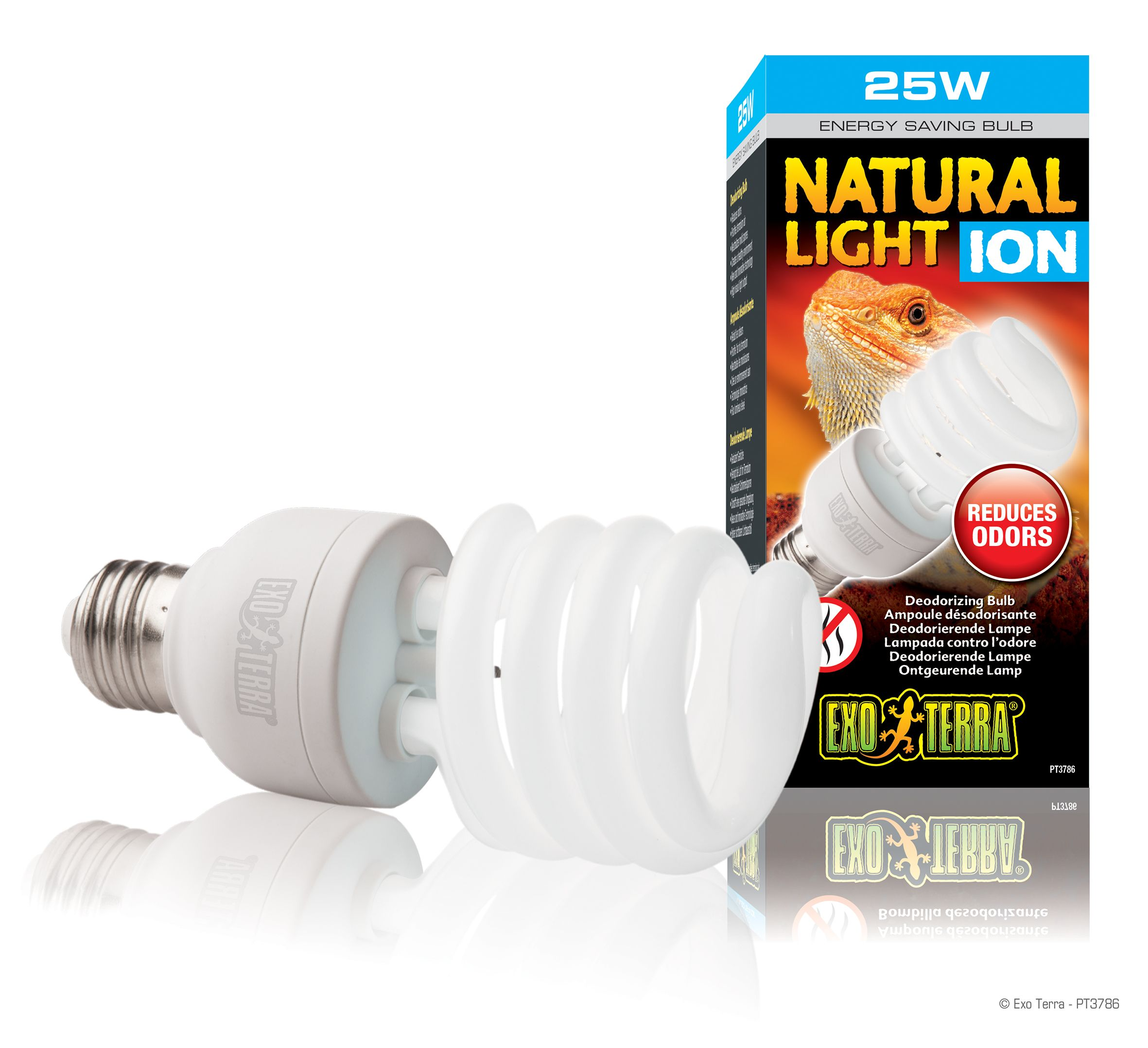 negative ions air purifier light bulb. Negatively charged