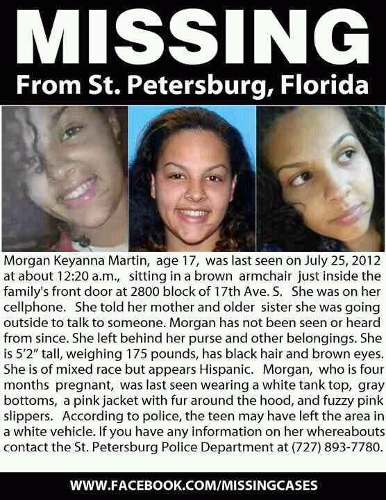 I Don\u0027t The World To Forget About Morgan\u0027s Story She\u0027s 17 And Now 6