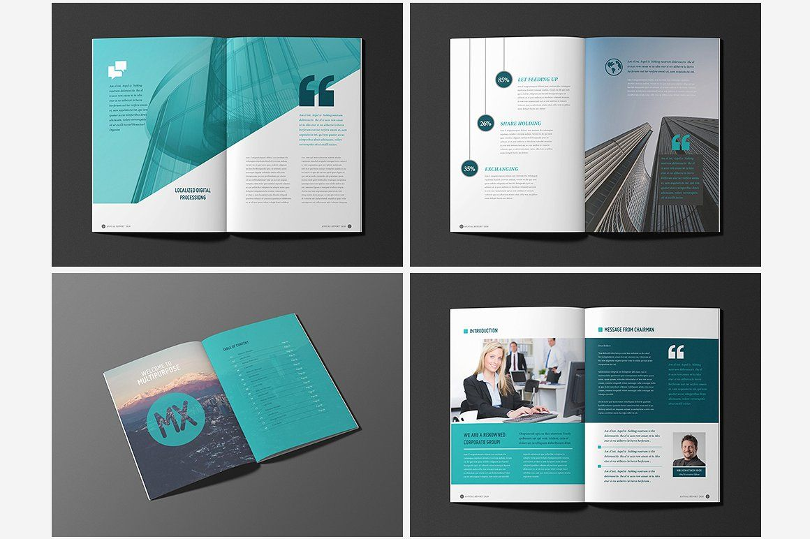 Annual Report Template V12 Annual Report Report Template Templates