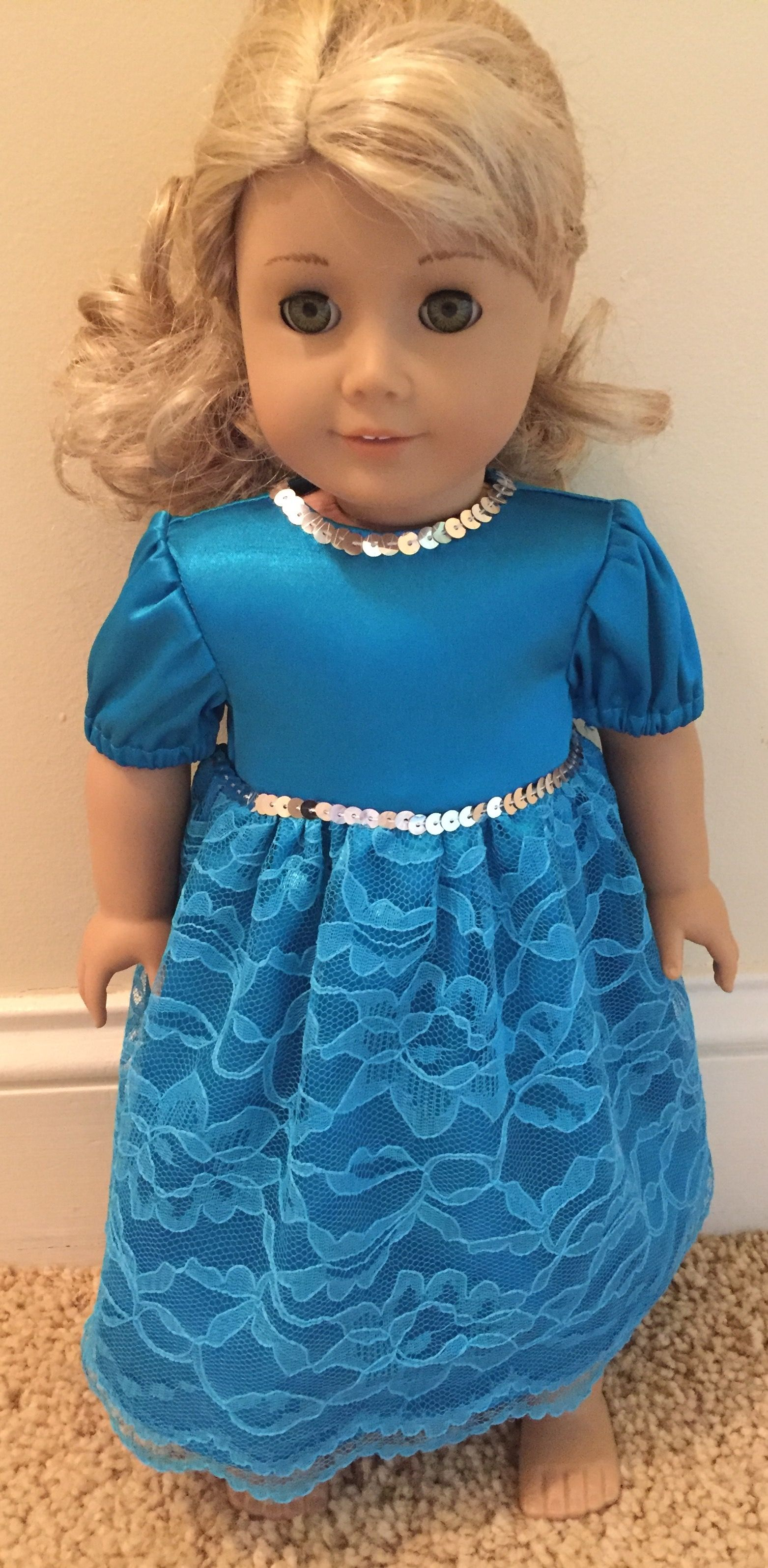 Pin by ONYX on AG - Ball Gowns | Pinterest | Dolls, Ag dolls and ...