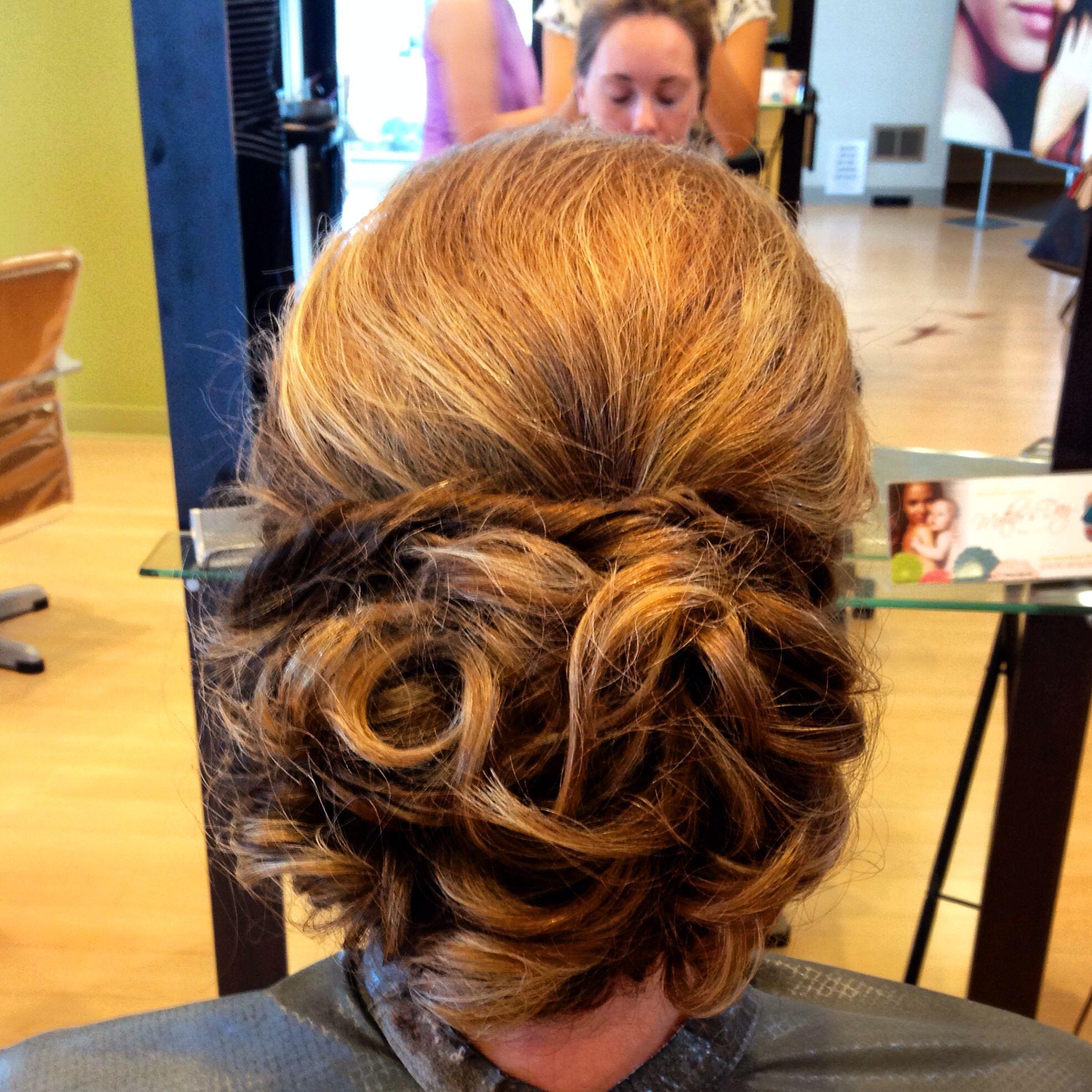 Pin by Jamie Starr on Work::. | Low bun updo, Wedding ...