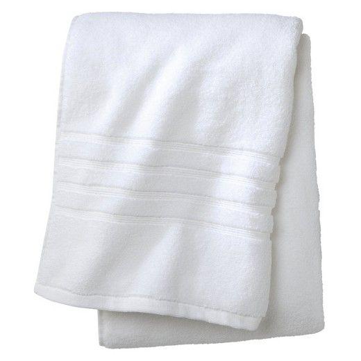 Luxury Bath Towel True White Fieldcrest Luxury Towels Bath