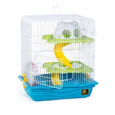 Prevue Pet Hamster Haven Multi One Size Small hamster