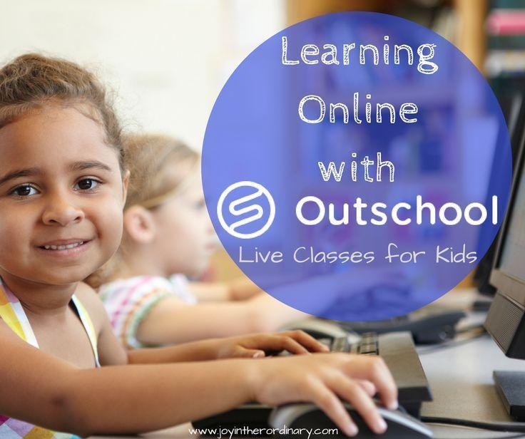 Outschool in your homeschool homeschool online