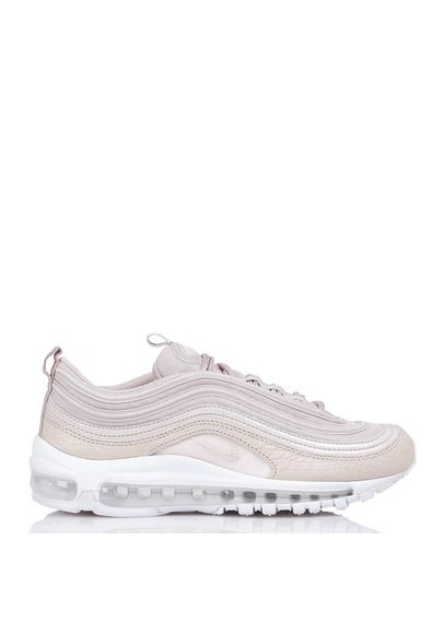 pretty nice c6c70 c2b02 Nike Air Max 97 Premium en cuir et toile Rose by NIKE