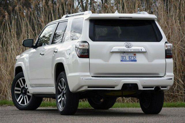 2016 Toyota 4runner Limited Silver Toyota 4runner 4runner 4runner Limited