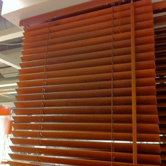 Love These Wooden Blinds From Ikea Very Affordable Too Diy Blinds Vertical Window Blinds Blinds Design