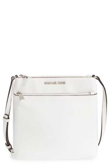 ed57115202d3 MICHAEL Michael Kors 'Small Riley' Leather Crossbody Bag | fashion ...