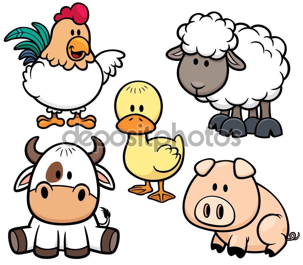 7736fdb4d8802c74d0ca41802e59e7ab Jpg 1024 896 Farm Cartoon Cartoon Animals Cartoon Drawings Of Animals