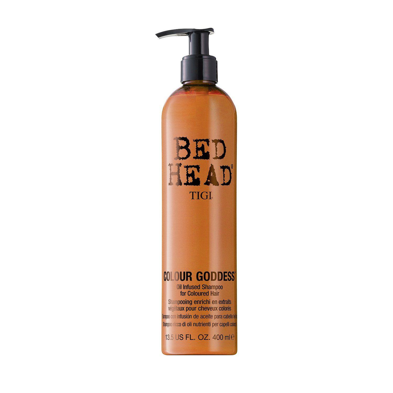 promozione in vendita migliore qualità per Amazon.com : TIGI Bed Head Colour Goddess Shampoo, 13.5 ...