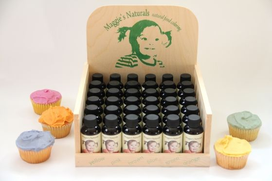 Maggie\'s Naturals all-natural, non-toxic food dyes are my favorite ...