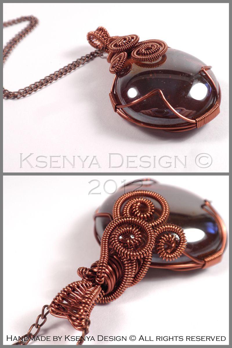 Pin By Liz Mathew On Amazing Wireworks Wire Wrapped Jewelry Wire Pendant Wire Jewelry